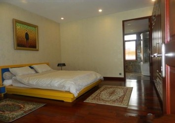 Villa My Toan for Rent in District 7 Fully Furnished