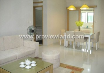 Nice Apartments The Vista for rent in An Phu Ward, District 2