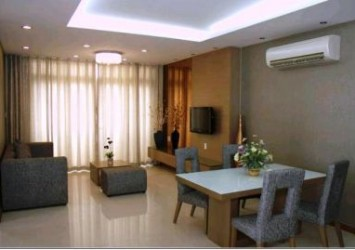 An Phu Plaza apartment for rent in District 3, Nice design, 2 beds
