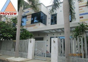 Beautiful villa for rent in Phu My Hung District 7, NamThong Villa luxurious interior