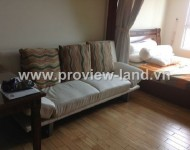 Apartment for rent, studio apartment for rent, The Manor building Ho Chi Minh City