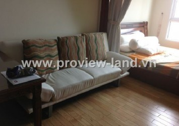 studio apartment for rent The Manor building Ho Chi Minh City