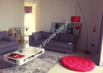The Estella apartment for rent in hcmc