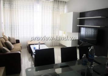 Apartment for rent in Saigon Pearl 2 beds full furniture