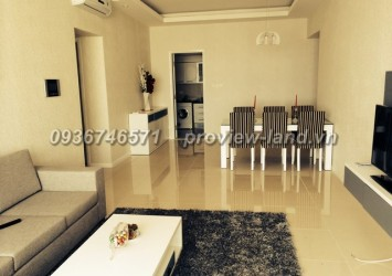 Apartment for rent Saigon Pearl Sapphire Tower 3 bedroom furnished