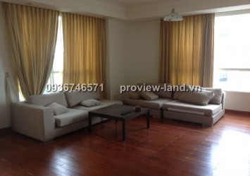 The Manor for rent Binh Thanh District 3 bedroom apartments with swimming pool