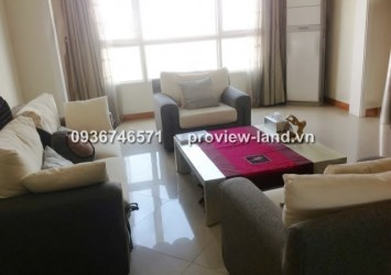 Apartment for rent in Binh Thanh district The Manor 2 bedroom fully furnished