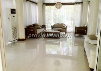Villa Thao Dien for rent in district 2 villa 1000sqm with 7beds