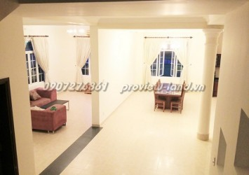 Villa Lan Anh for rent with 400sqm in district 2