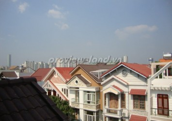 Villa for rent in district 2 beautiful house 7x20m fully furnished