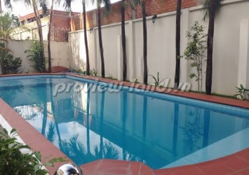 Villa Thao Dien 5 beds for rent with pool and garden
