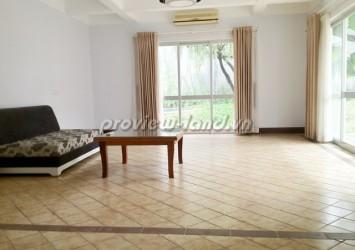 Beautiful villa for rent in compound Tran Nao 450 sqm