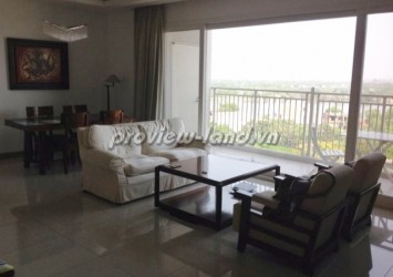 XI Riverview rental apartment 3 bedrooms nice view