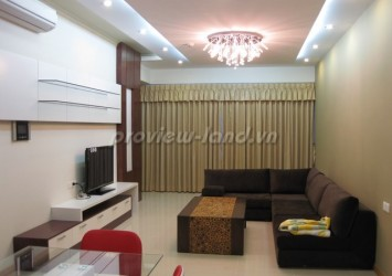 3 br apartment for rent in SaiGon Pearl Topaz tower nice furnish
