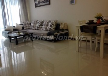 2 bedroom apartment for rent Thao Dien Pearl fully furnished
