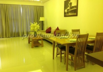 Apartment for rent in Thao Dien D2 - Thao Dien pearl on Quoc Huong St.