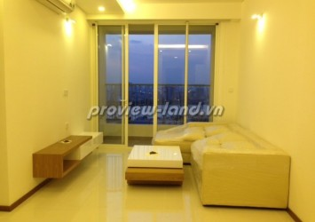 Apartment for rent in Thao Dien Pearl 2 beds river view