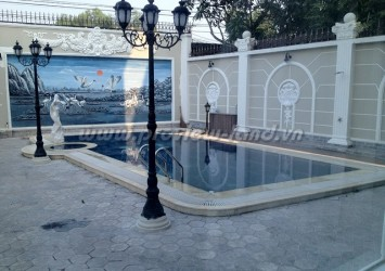Thao Dien villa for rent 600 sqm beautiful house and furniture