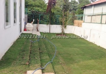 Thao Dien villa for rent with 300sqm, built a new home