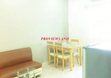Serviced apartment on Hai Ba Trung District 1 near Tan Dinh Market