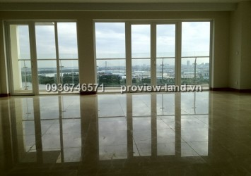Diamond Island for rent duplex apartment on 15 - 16 floors