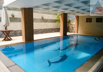 Eden compound villa for rent in Thao Dien nice furnish and pool