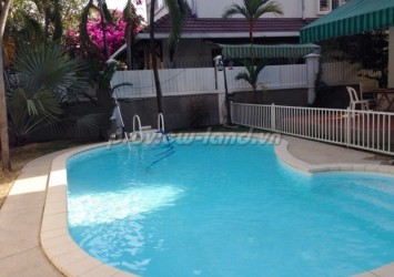 450 sqm villa for rent in Thao Dien 1 with beautiful pool