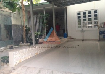 Villa for rent in compound Quoc Huong 252sqm full furnish