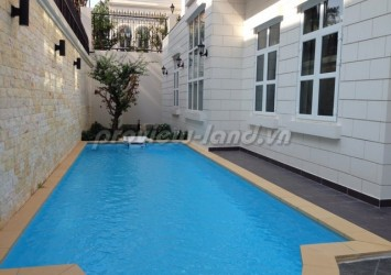Villa Thao Dien 5 bedroom for rent full furnished