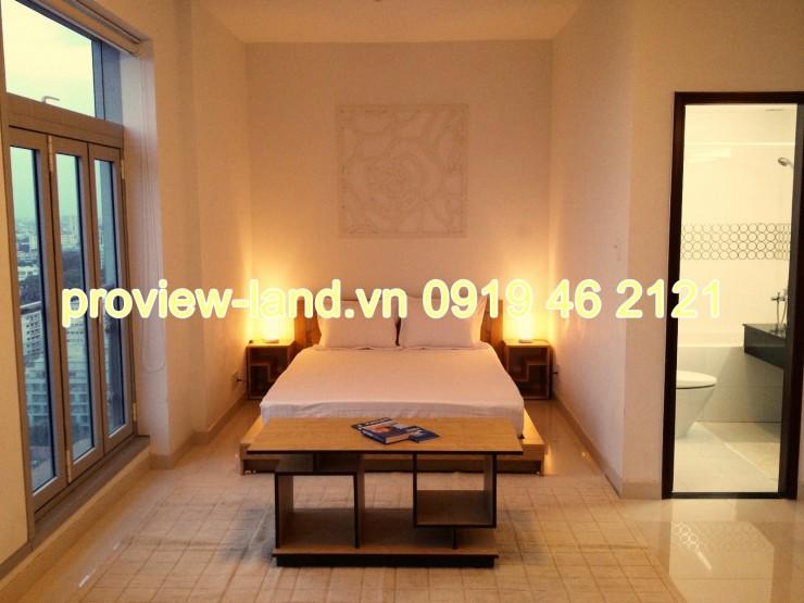 Sailing Suite 1803 Master Bedroom (Copy)