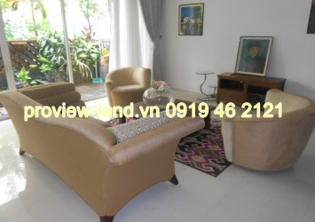 The Estella apartment for rent with nice garden