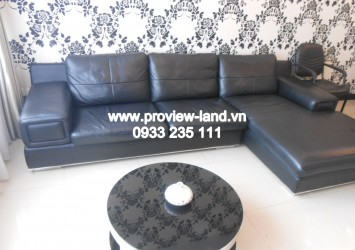 Apartment for rent in Saigon Pearl high floor