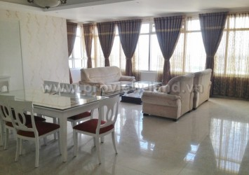 Penthouse for rent in SaiGon Pearl with 4 bedroom