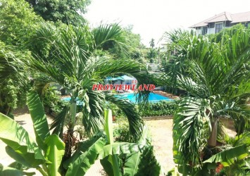 Nhat Huy villa for rent 4 bedrooms with garden