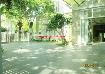 My Gia villa 4 bedrooms for rent in Phu My Hung Villas district 7