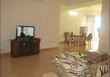 Apartment for rent near An Phu Metro full furnished 3 bedroom city view