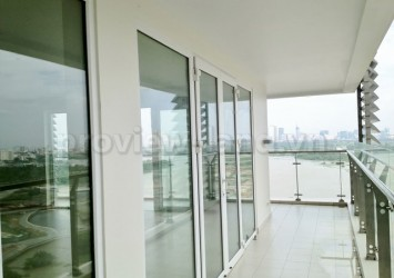 Apartment for rent in Diamond Island 4 bedrooms Saigon river view