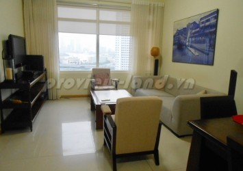 Saigon Pearl Topaz 1 apartment for rent 2 bedroom beautiful view