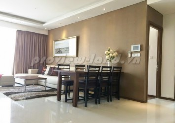 Thao Dien Pearl apartment for rent in 3 bedroom very nice interior