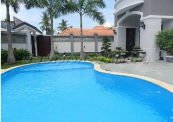 Thao Dien villa for rent near An Phu supermarket 1000sqm - 5BRs