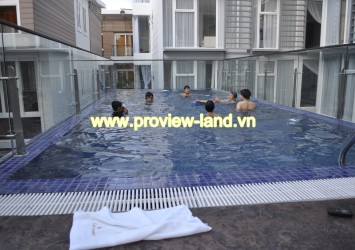 Serviced apartment for rent 1bedroom in District 2