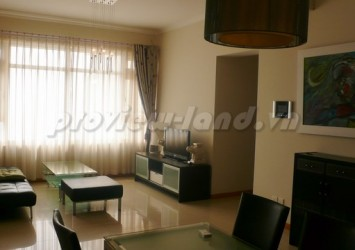 2 bedroom apartment in Saigon Pearl Topaz 1 fully furnished beautiful view