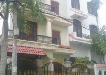 Villa for rent on Tran Nao district 2 area 8x16m 1 ground - 2 floors