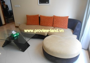 The Lancaster apartment for rent with 2 bedrooms, nice furniture