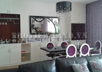Estella apartment 3 bedrooms and nice furnished for rent in An Phu Q2