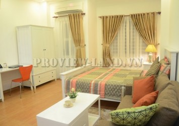 Serviced apartment for rent in District 1 nice furniture rental cheap