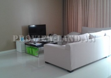 Estella apartment for rent in An Phu with 3 bedroom view city