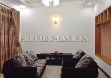 4 bedroom villa Thao Dien for rent furnished attractive price