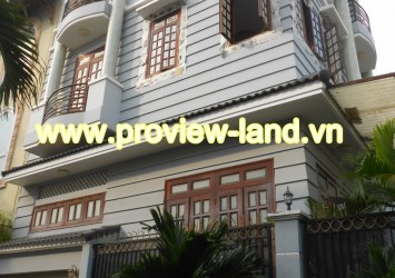 House for rent in Lang Bao Chi, Thao Dien Ward
