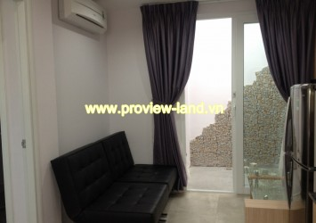 Beautiful serviced apartment in D3 with nice garden